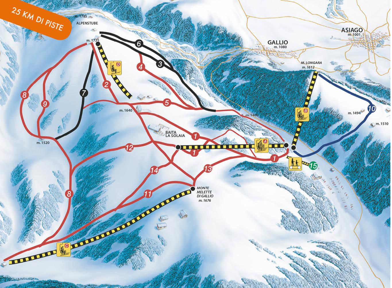 Ski Area leMelette